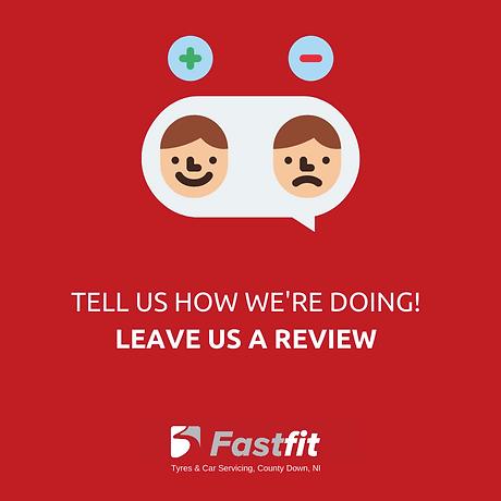 FASTFIT NI Reviews