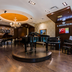 Showcase Pianos