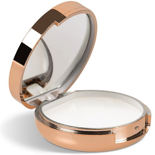 Rose gold Glamour Mirror & Lip Balm