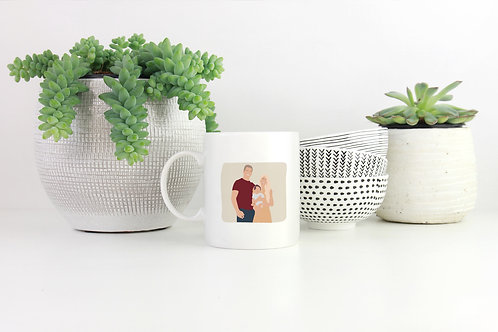 Choose Products to Print Illustration