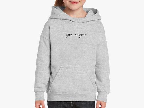 Girls Grow in Grace Hoodie