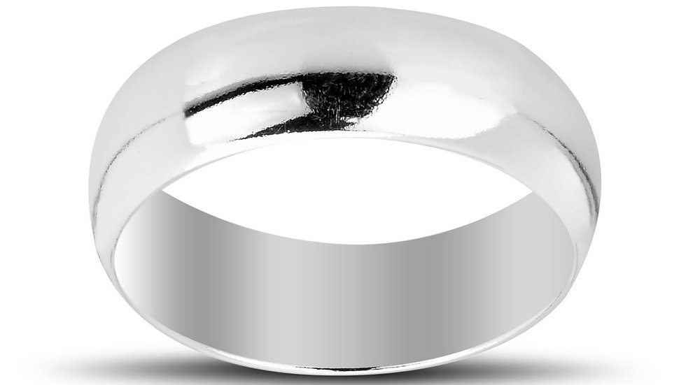 6MM Band Ring
