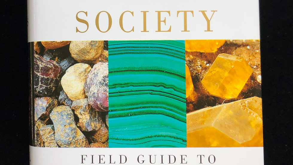 National Audubon Society: Field Guide to Rocks and Minerals
