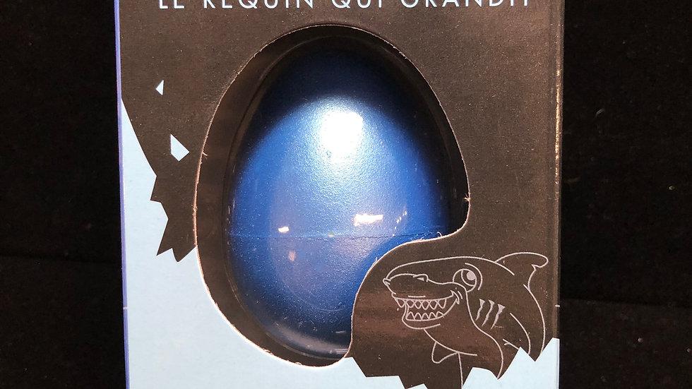 Growing Shark