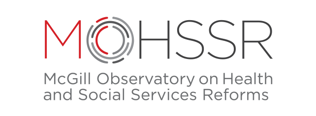 McGill Observatory on Health and Social Services Reforms