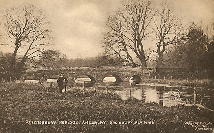 Queensberry Bridge Amesbury