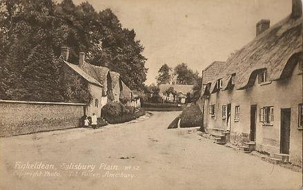 Figheldean Salisbury Plain