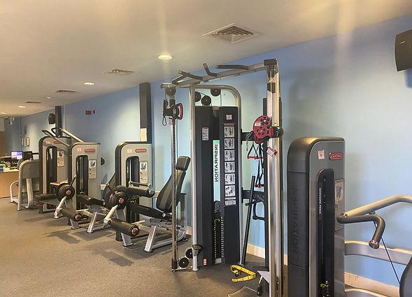 Oxstalls Campus Fitness Suite