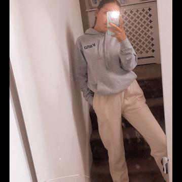 Classic Sport Grey Hoodie