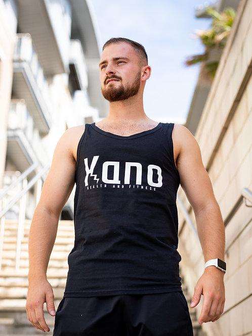 Black Gym Vest