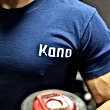 Cheap gym T-Shirt by Kano Healt and Fitness