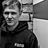 Owner, Finley Murray, of Kano Health and Fitness wearing Black Classic Hoodie