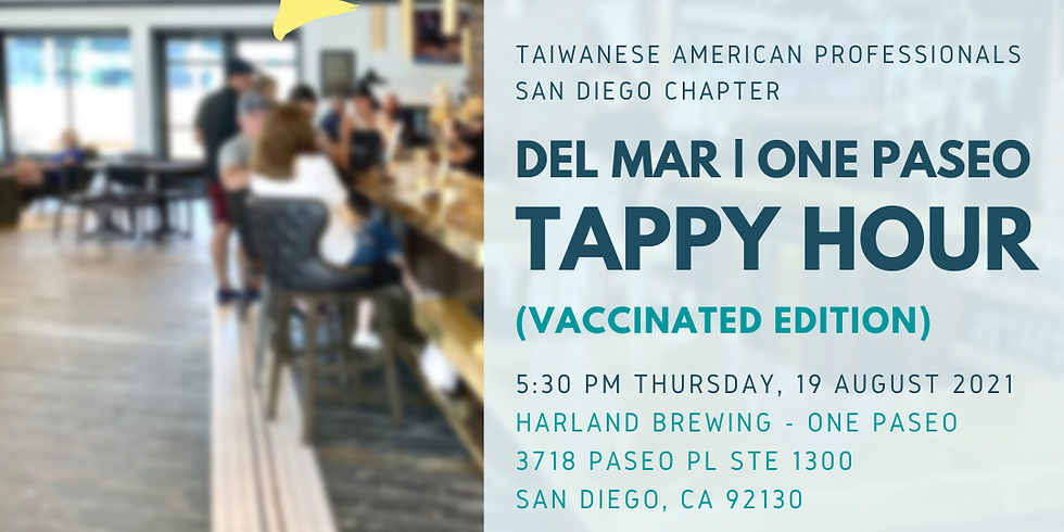 TAPPY Hour: Harland Brewing, One Paseo (Del Mar)