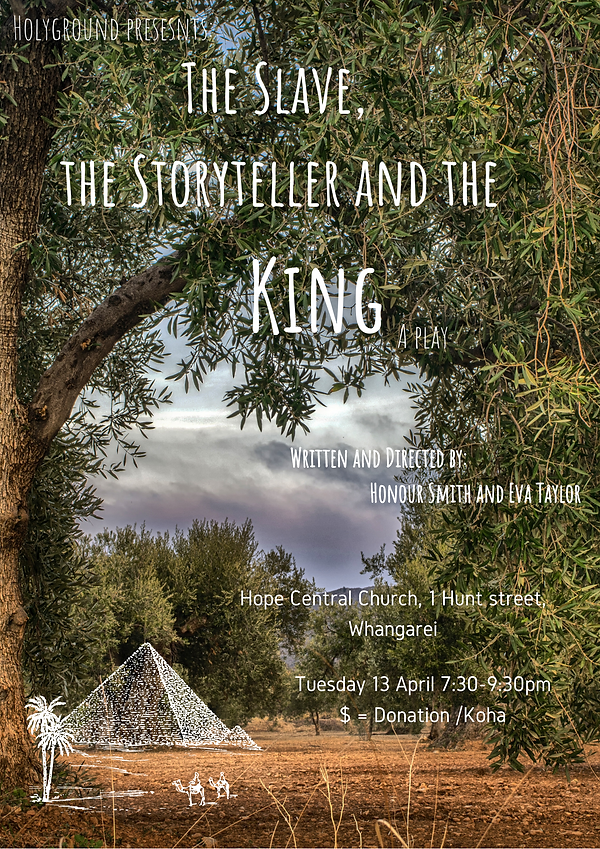 The Slave, the Storyteller and the King