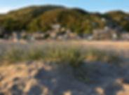 Golygfa Abermaw o'r Traeth_View of Barmo