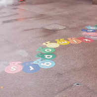 Playground Line Cleaning and Tarmac Wash