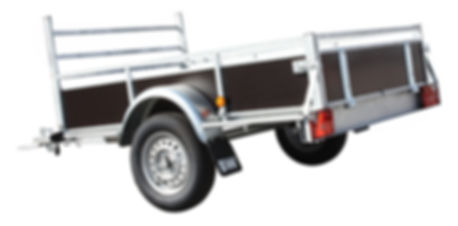 Trailer hire, car hire in rugeley