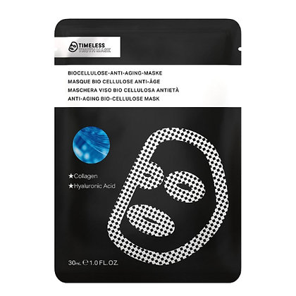 Anti-Ageing Collagen & Hyaluronic Acid Bio Cellulose Mask
