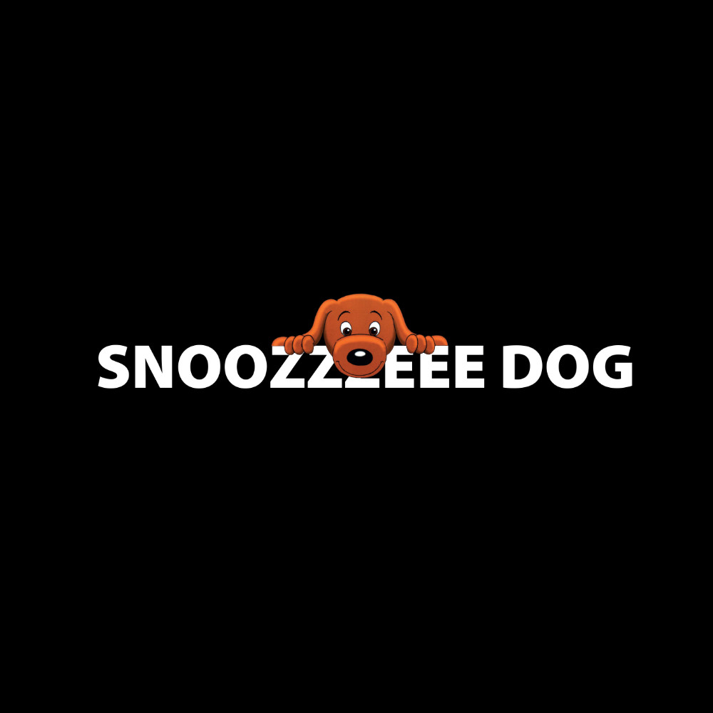 Snoozzzeee Dog