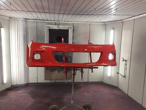 VXR Red bumper