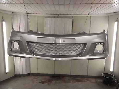 VXR Silver bumper