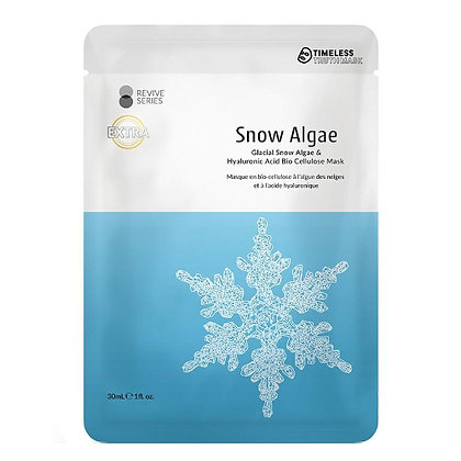 Glacial Snow Algae & Hyaluronic Acid Bio Cellulose Mask