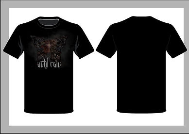 New Until Rain Inure T-Shirt