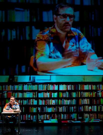 Jordi Collet a La gran mentira de Ferran Dordal
