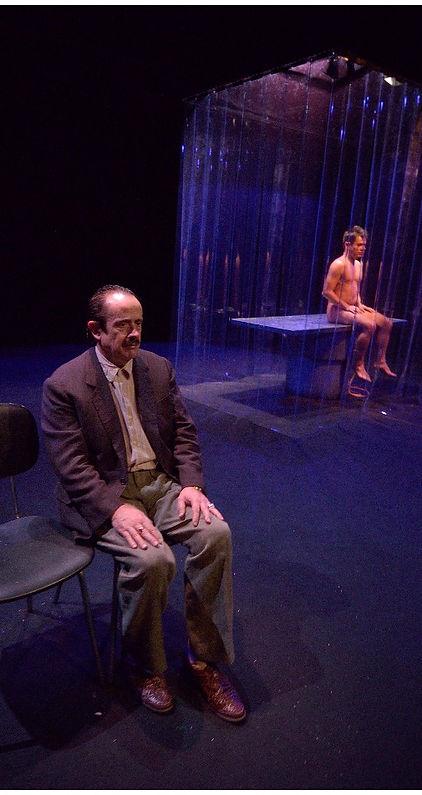 Oriol Genís a Vespres de la Beata Verge d'Antonio Tarantino, dirigit per Jordi Prat i Coll
