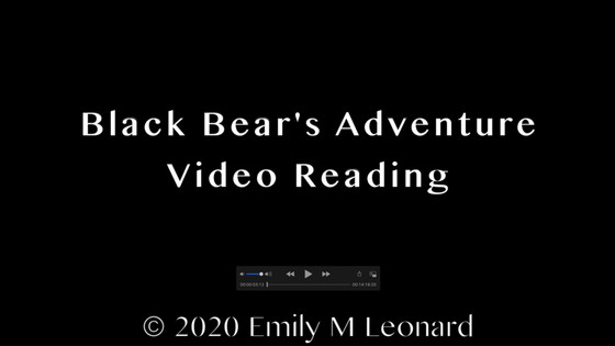 Want to see Black Bear's Adventure come alive?