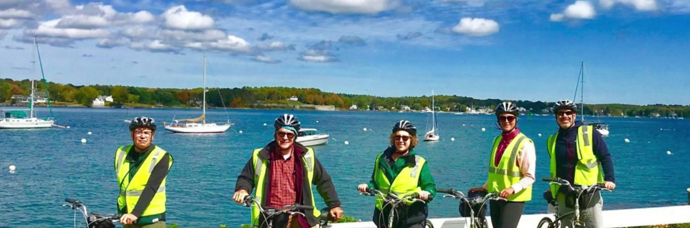 PortCity Bike Tours. All inclusive bike tours on the NH Seacoast. Located at 43 Middle Street Portsmouth, NH.