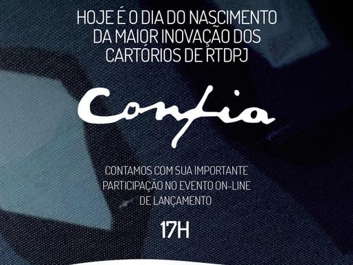 Aplicativo Confia revolucionará serviços cartoriais de RTDPJ