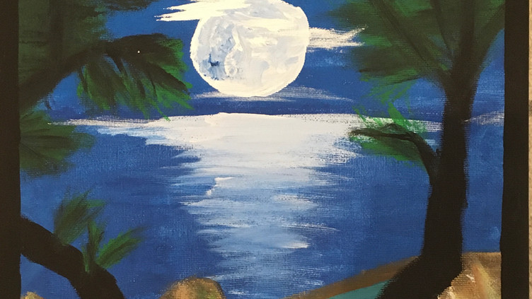 """The Moon on the Water"""
