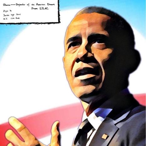 """Obama, Defender of the American Dream"""