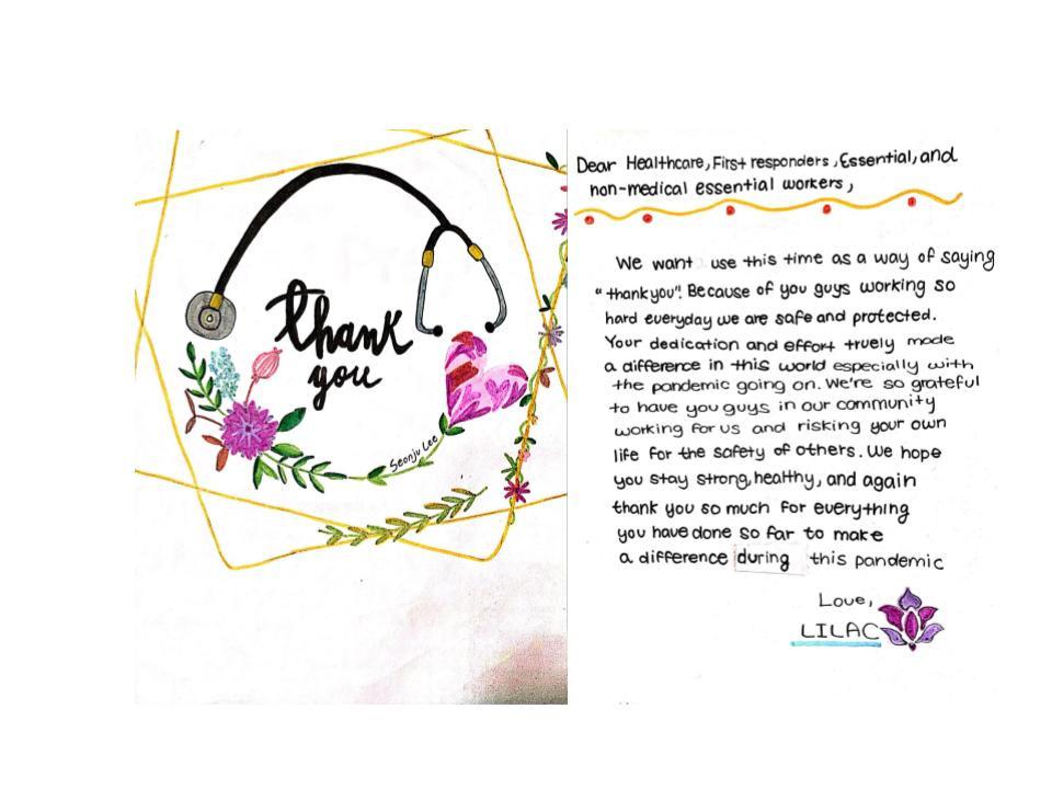 """Thank You"" by Seonju Lee"