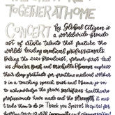 """""""2020 Global Citizen's One World: Together at Home Concert"""""""