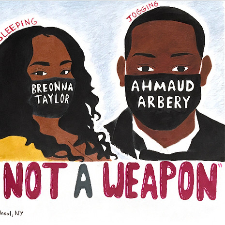 """""""Skin is Not a Weapon"""""""