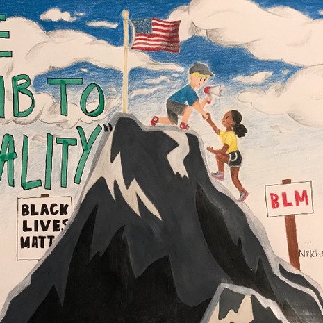 """""""The Climb to Equality"""""""