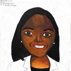 Dr. Kizzmekia Corbett