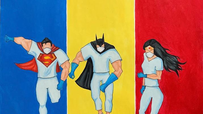 """Superheros"""