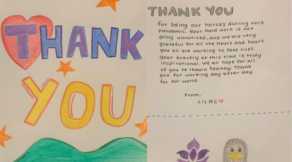 ThankYou & WeCare Card