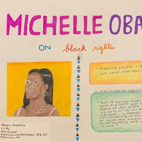"""""""Michelle Obama on Black People"""""""
