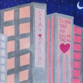 """Vibrant Community"" Artwork"