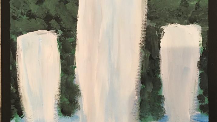 """""""The Hidden Waterfall"""""""
