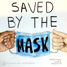 """Saved By The Mask"""