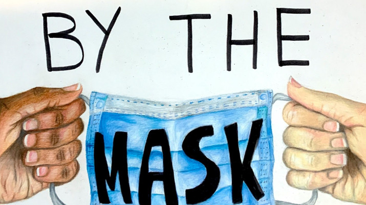 """""""Saved By The Mask"""""""