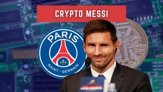 A Messi le pagarán con Criptomonedas de París Saint-Germain (PSG Fan Tokens)