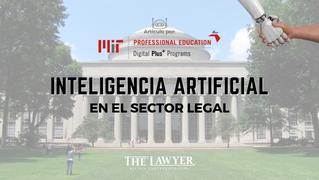 Inteligencia artificial: la amenaza convertida en oportunidad para el sector legal
