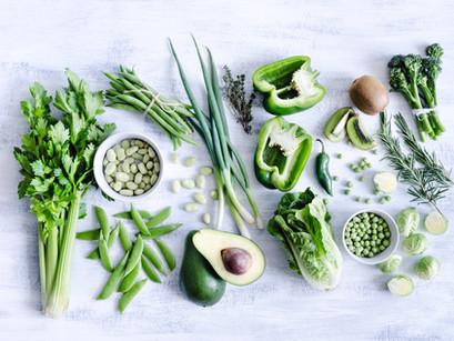 Focus sur le  régime à base de plantes