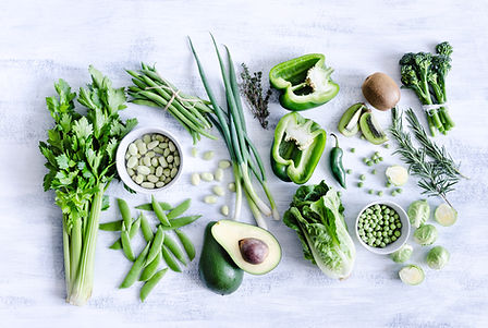 Green foods for better health